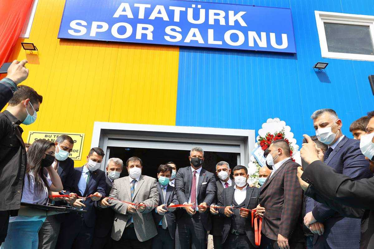Saran Group'tan 21. Salon Elazığ'a